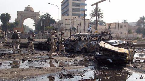 Car bomb at Indian embassy kills 58