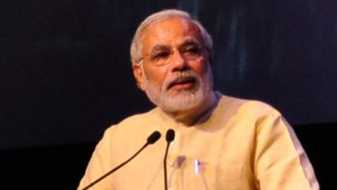 PM gets help commissioned to earthquake-hit regions