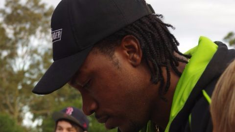 Chris Gayle exposes himself to woman