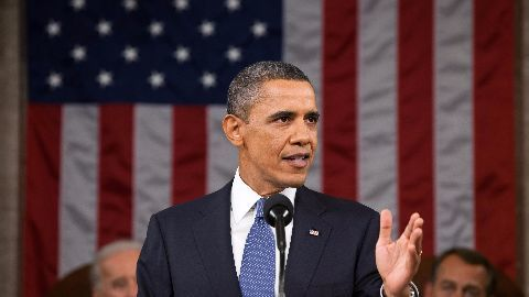 Obama's last State of the Union address