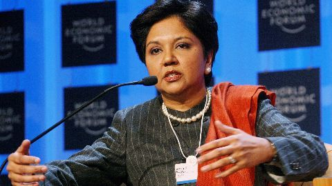 Who is Indra Nooyi?