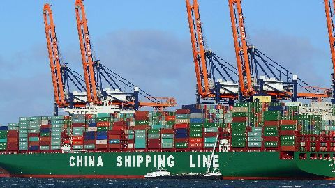 What are India's imports from China?