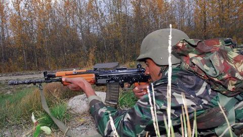 10,000 paramilitary forces deployed in Delhi
