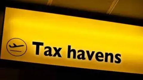 What are tax heavens?