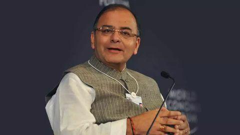 Retrospective tax laws hurting India: Jaitley