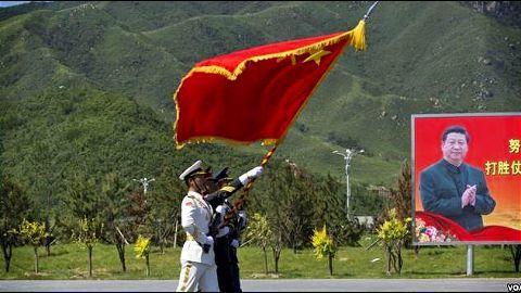 President Jinping earmarks top brass for military overhaul