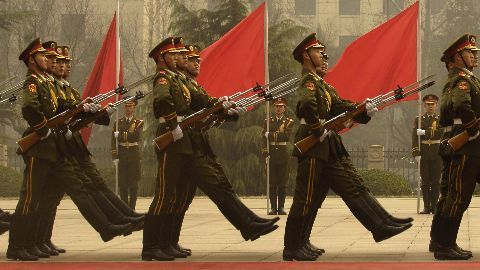 Don't read too much into military drills: China