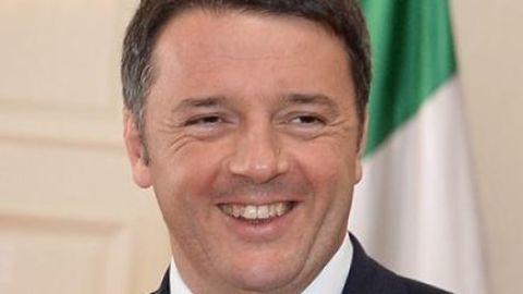 Renzi's previous statue cover-ups