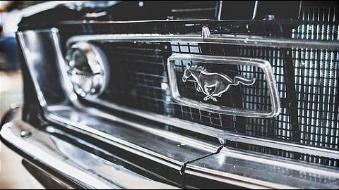 The 1964½ Mustang is born