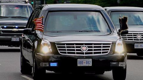 The general specifications of US presidential limos