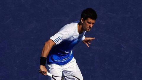 Djokovic marches into the final beating Federer