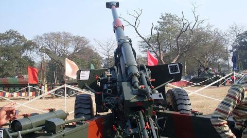 Saab-Kalyani tie up to manufacture defence systems