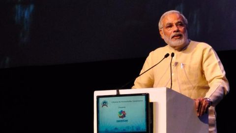 PM launches 'Fasal Bima Yojna'