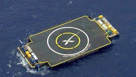 SpaceX achieves historic rocket landing