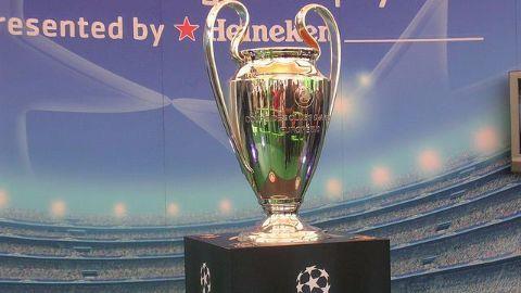 Champions League semi-final draw