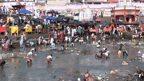 Centre launches 9 steps to clean Ganga