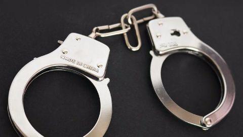 arrested,arrest