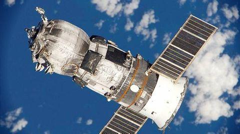ISS Progress 59 cargo resupply ship burns up