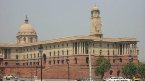 Bangladesh land pact bill presented in Rajya Sabha