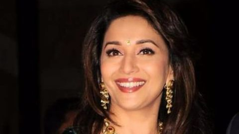 """Madhuri Dixit in a """"soup"""" due to Maggi!"""