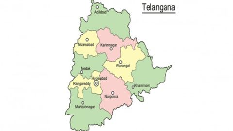 Telangana is born