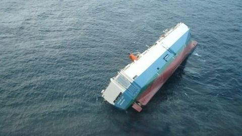 Death toll touches 65 in China Cruise capsizing