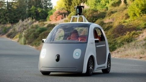 California to test Google's purpose-built autonomous car