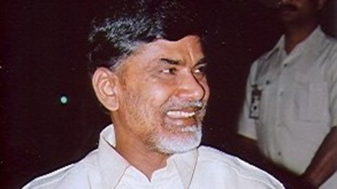 Chandrababu Naidu in trouble over phone clips