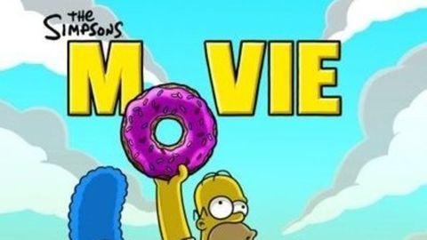 Simpsons Movie breaks box-office records!