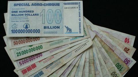 Zimbabwe's soaring inflation