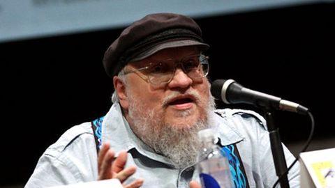 Game of Thrones: Martin pens a fantastical world