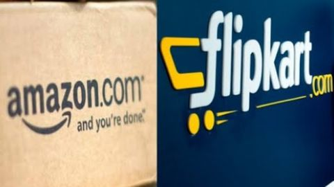 Flipkart and Amazon clash on Twitter