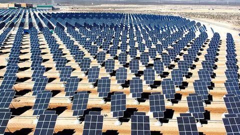 Modi's solar dream gets a $20 billion push