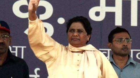 Mayawati accuses BJP for communalising Yoga Day