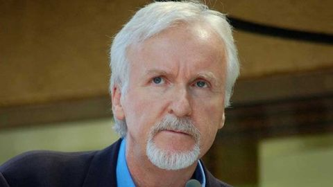 Clash with James Cameron