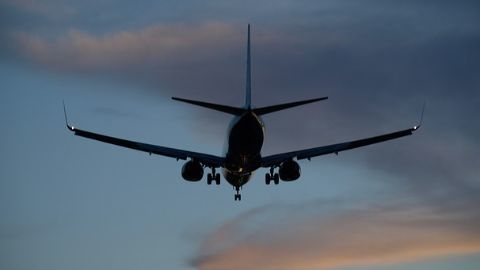 Why was the plane allowed to leave Amritsar?