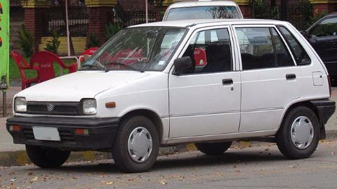 Maruti 800 discontinued by company