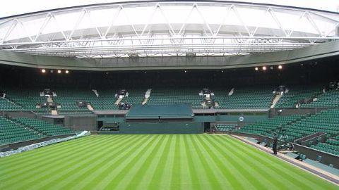 Wimbledon, the most prestigious of all