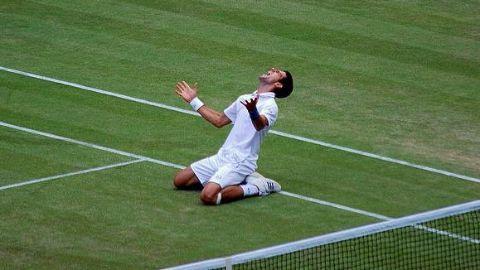Wimbledon Season 2015 - Gentlemen's Singles Champion