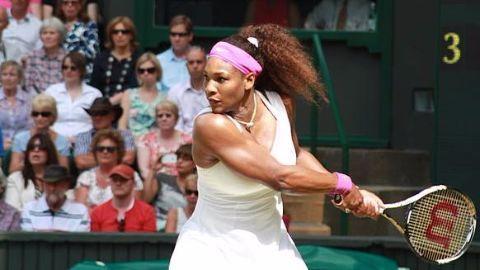 Wimbledon Season 2015 - Ladies Singles Champion