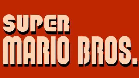 Super Mario Bros. is launched