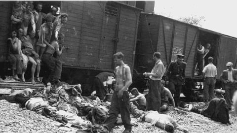 Mass killings during the Holocaust