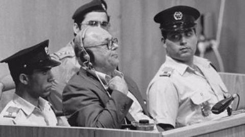 John Demjanjuk found guilty of Nazi war crimes