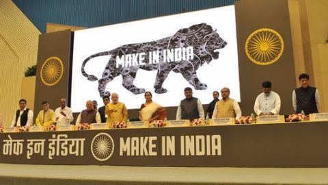 What is 'Make in India'?