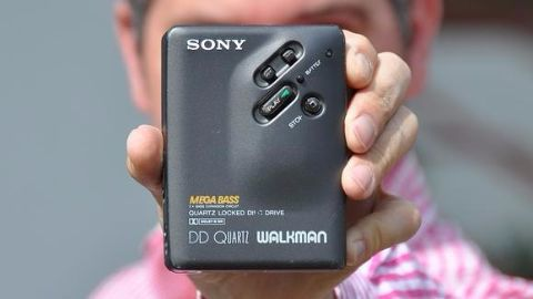 The Sony Walkman revolution