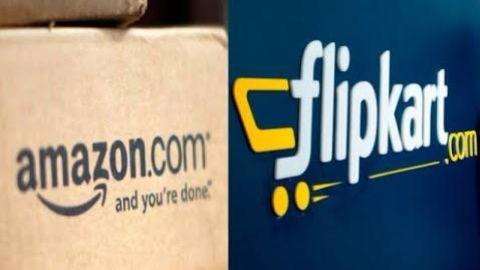 Amazon vs Flipkart,The investment battle of amazon and flipkart