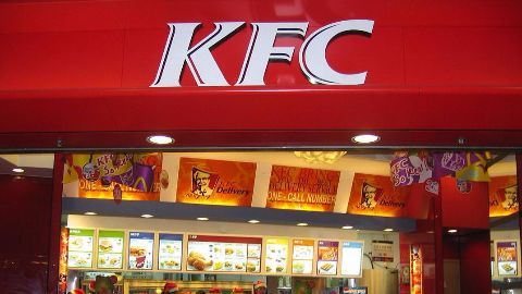 IRCTC to provide 'finger licking' KFC food