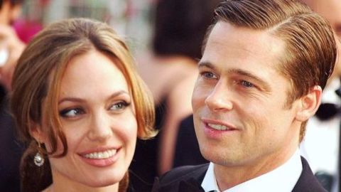Angelina Jolie files for a divorce