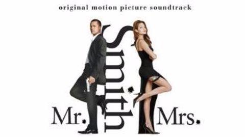 Mr & Mrs. Smith: The beginning of Brangelina
