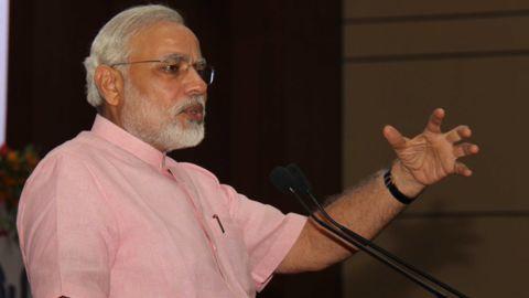Modi pays tribute to Patel on birth-anniversary